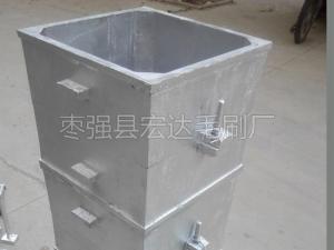 正方形铝合金砂箱